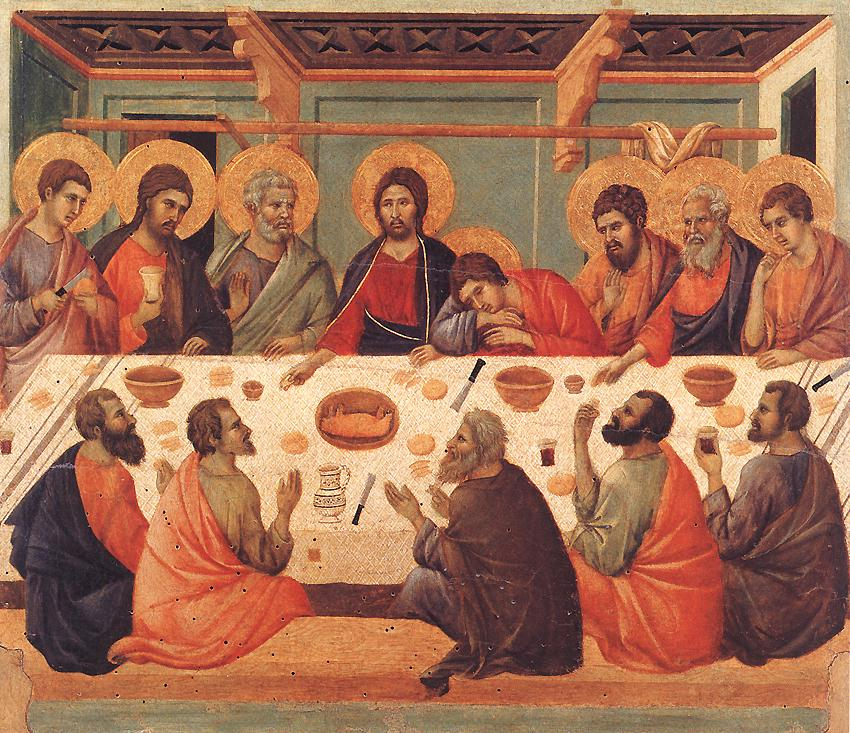 Lessons From the Last Supper? | TEStazyk