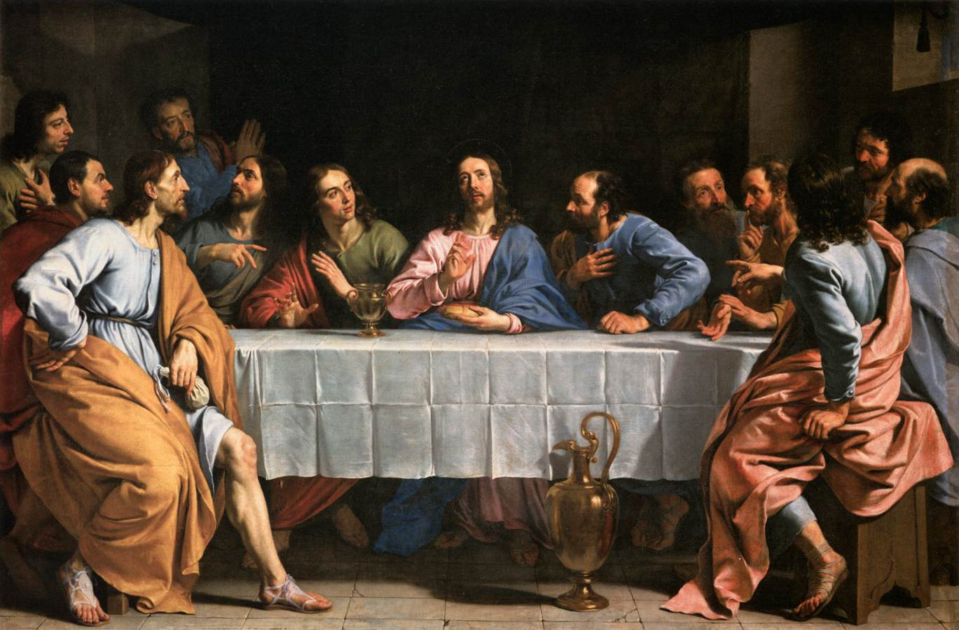 Lessons From the Last Supper?